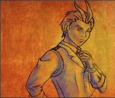 Apollo Justice by SonicalConverse