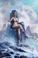 Ice Queen by Silberius