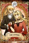 PH Tarot - The Lovers by Amarevia