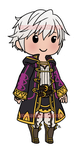 Chibi Male Tactician by roseannepage