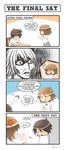 The Final Say comic strip by UchiHaruno