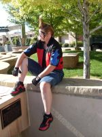 Zell by the Fountain by NeverKnowsBest10