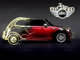 mini space electrified by zenderski