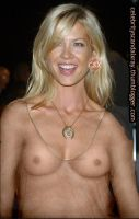 Jenna Elfman X-Ray by CelebrityX-Ray