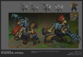 hyena Warwick 02 by The-Bravo-Ray