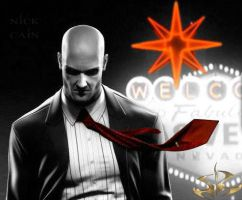 Agent 47 by BroMan