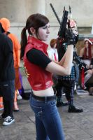 Claire at Otakon 2010 by FatalValkyrie