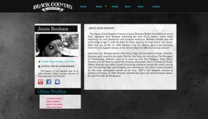 Black Country Communion About by mvgraphics