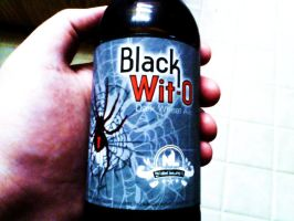 No Label Brewing Black Wit-O by SwiftWindSpirit
