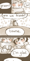 Friends by cursesisay