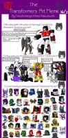 Transformers Art Meme Vol.2 by DarkEnergon