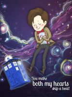 doctor who valentines by amy-liu