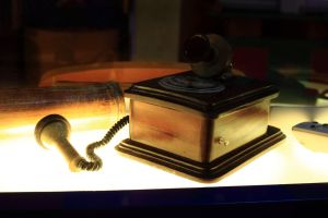 ancient telephone by fantanicity