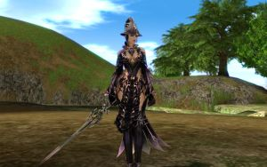 Lineage 2 Moirai Robes 2 by Brownfinger
