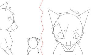 Crazy (Unfinished) by Silvercat15