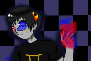Sollux Captor by MoonofTheGothicJinks