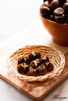 Chestnuts by Morgaer