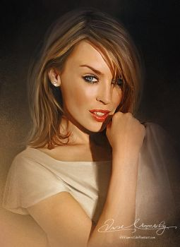 Pretty Face P2 - Kylie Minogue by artistamroashry