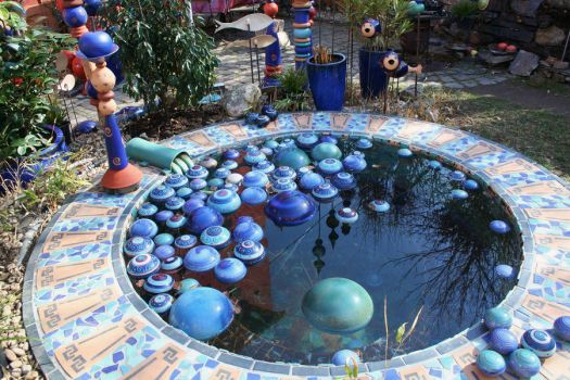 pottery in Monreal 20 by ingeline-art