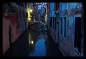 Venetian night - 2 by anjali