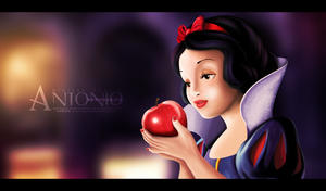 Snow White by Antonio-Figueiredo