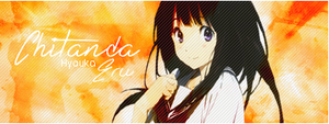 Chintada Eru V.2 Signature Banner By Laurello by Laurello7