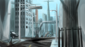 Dafter Story: The Vacant City by xYorutenshi