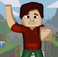 Minecraft Profile Picture - mechris445 by mechris445