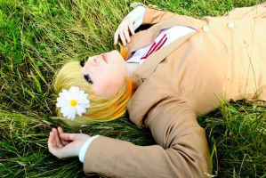 Prison School Cosplay - Wolf in Sheep's Clothing by KendraKei
