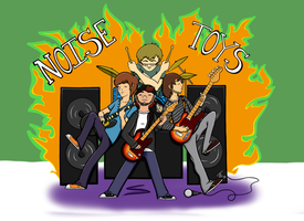 Noise Toys by Chiharu02