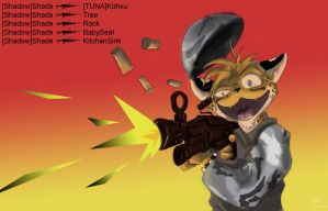 Re: Call of Duty: Feline by ShadowCheetah