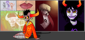Tavros's gallery by Dice-x