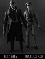 Noir Wars: The Coppers by sillof