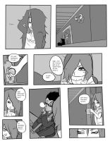 To remove myself of laziness.. Page 1 AU Doujinshi by Envy-the-parasite
