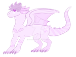 Pink Dragon OTA by Bulletteee