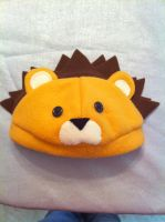 Baby's Lion Hat by PlanetPlush