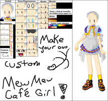 Mew mew Cafe Base by valentinie756x