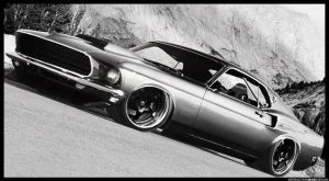 1969 Mach 1 Mustang by remingtonbox