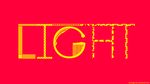 Light Typography by samsaga1307
