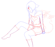 Fine in the Fire-WIP by Fang-Chan13