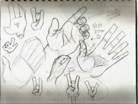 Hand6 by CP-spayce