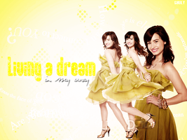 Living a dream Demi wallpaper by xblaackparadex