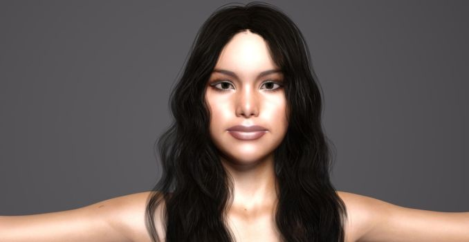 Selena Test by DT-CG-Master