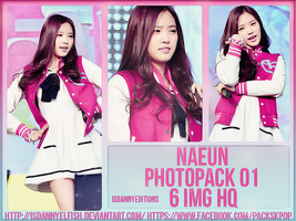 Naeun (A-PINK) - PHOTOPACK#01 by JeffvinyTwilight