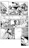 TO Halo page 2 Ink by kevinenhart