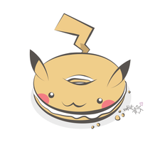 bagelchu [animated] by oh-vobot