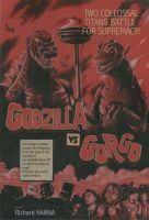 Godzilla Vs. Gorgo Poster by KillustrationStudios