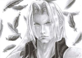 CC - Sephiroth by Lithieu