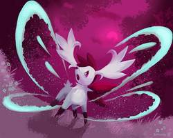 Shaymin used seedflare by sidfishes