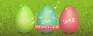 Happy Easter! by Ransie3